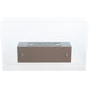 Image of Bio Blaze Valetta Large High Glass Free Standing Ethanol Fireplaces - eFireplaceDirect.com