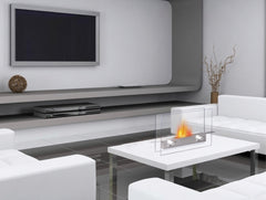 Anywhere Fireplace Metropolitan 90293 Indoor Table Top Ethanol Fireplace