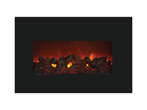 Amantii Insert Series INS-30-4026-BG Electric Fireplace