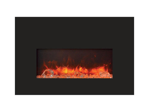 Amantii Insert Series INS-26-3825-BG Electric Fireplace