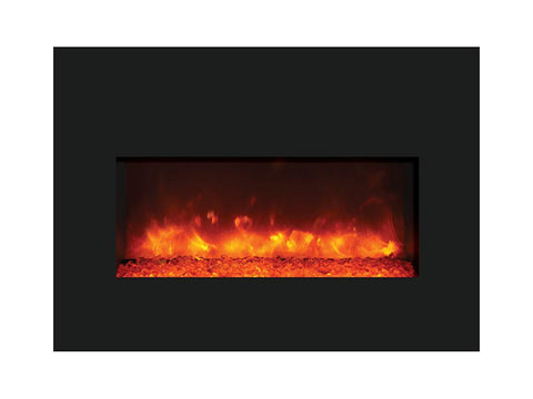 Amantii Insert Series INS-33-4230-BG Electric Fireplace