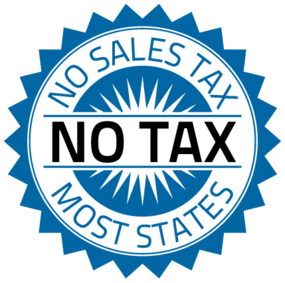 Image of No Sales Tax