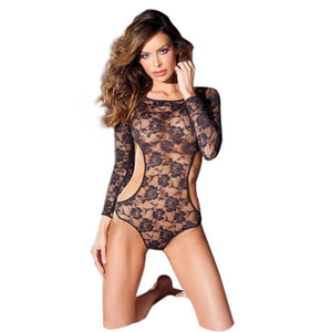 Women Sexy One-Pieces Lingerie Lace Dress Underwear Babydoll Sleepwear