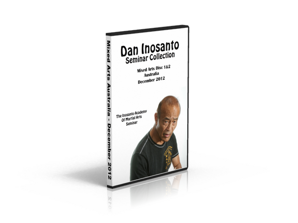 Inosanto - 2012 - Australia - Mixed Arts