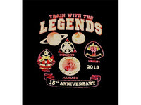 Tank Top - 2013 - 15 Year Anniversary - Train With The Legends