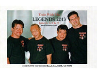 Photo - 2013 Legends Photo Disc
