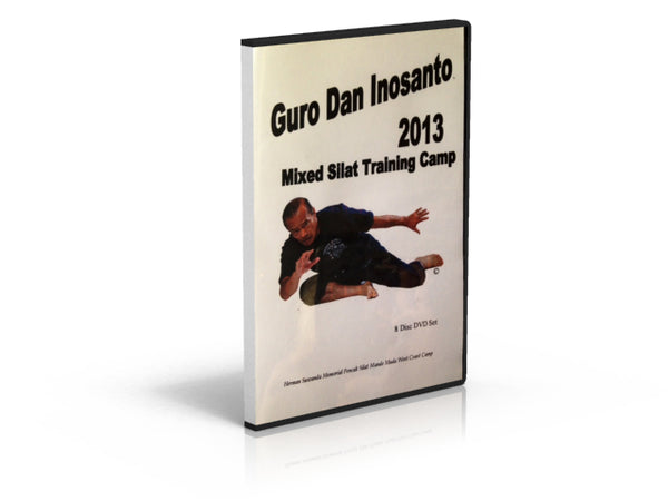Inosanto - 2013 - Mixed Silat - 8 DVD Set