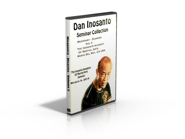 Inosanto - 2014 - Weaponry - Disarms - Volume 2