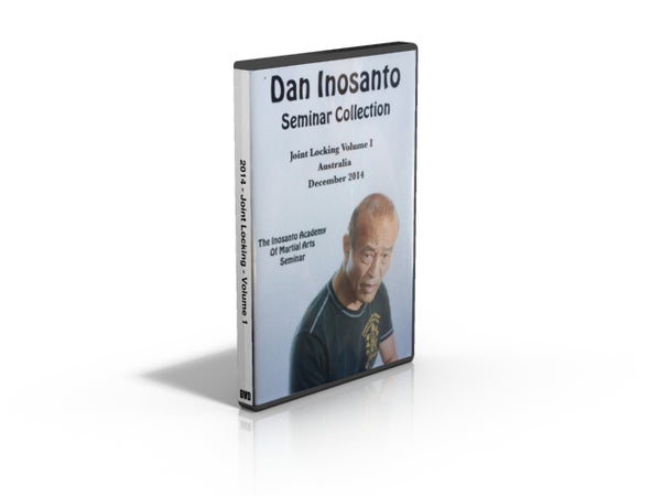 Inosanto - 2014 - Australia - Joint Locking - Volume 1