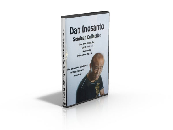 Inosanto - 2014 - Australia - Jun Fan Gung Fu JKD - Volume 2