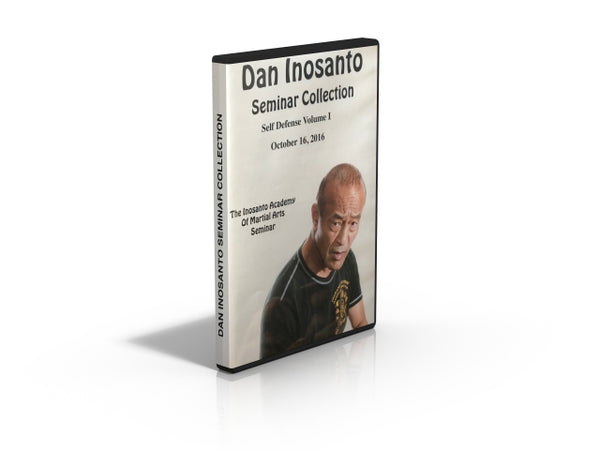 Inosanto - 2016 - Self Defense - Volume 1