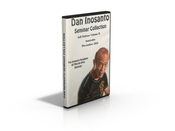 Inosanto - 2016 - Self Defense - Volume 2