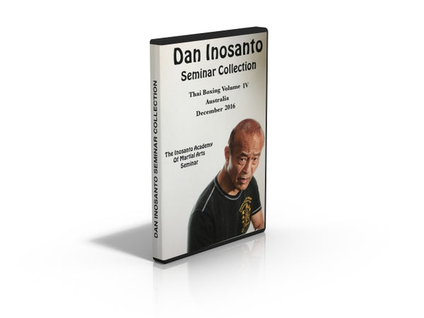 Inosanto - 2016 - Thai Boxing - Volume 4