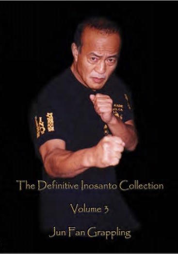 Inosanto - Definitive Collection - Volume 3 - VHS
