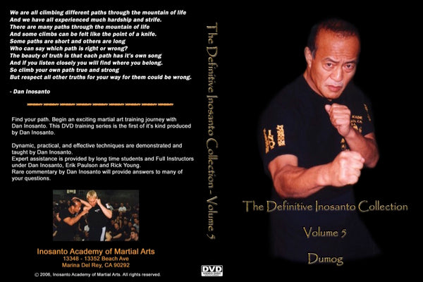 Inosanto - Definitive Collection - Volume 5