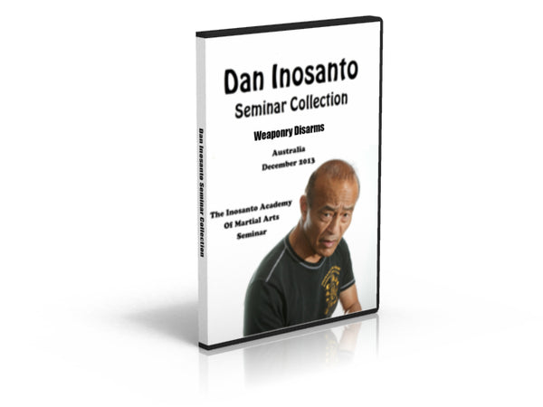 Inosanto - 2013 - Australia - Weaponry Disarms