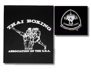 Tank Top - Thai Boxing Association