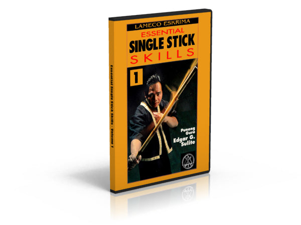 Sulite - Essential Single Stick Skills - Volume 1