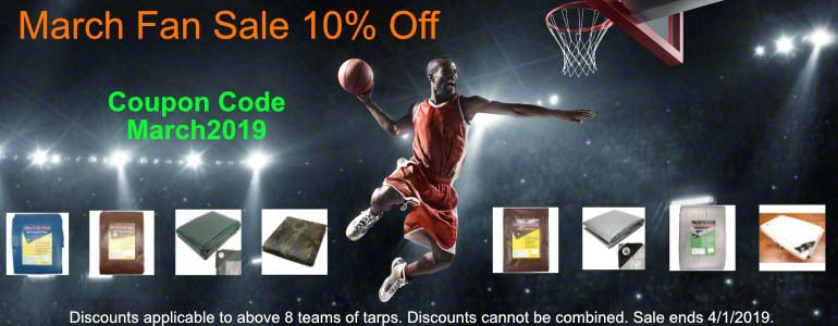 MyTarp.com March Madness Sale Coupon Code March2019