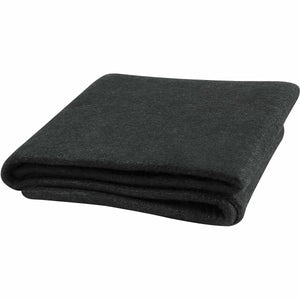 8' x 8' Velvet Shield Welding Blanket - 16 oz Black Carbonized Fiber