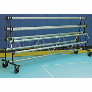 Gym Floor Cover Rack - Standard Mobile Storage