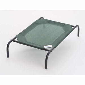 "Coolaroo Dog Bed Large (3'6"" X 2'6"") Brunswick Green"