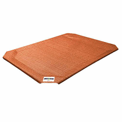 Coolaroo Dog Bed Replacement Cover Small Terra Cotta