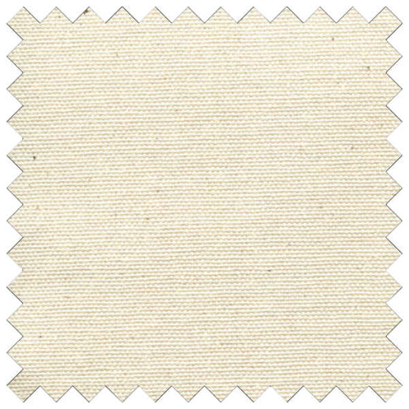 10 OZ Cotton Canvas Duck Cloth - Natural - Sample Swatch