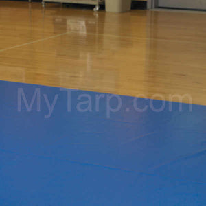 Gym Floor Cover - 22 OZ Vinyl