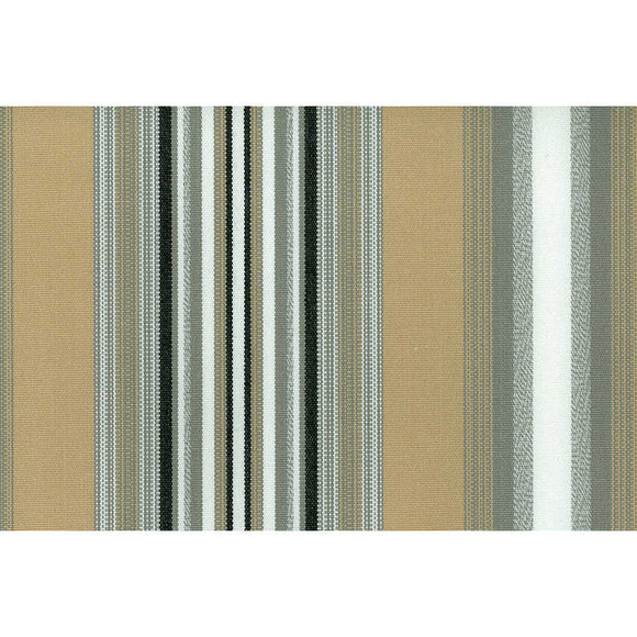 Recacril Acrylic Awning Fabric - R-747 - Stripes - Begur