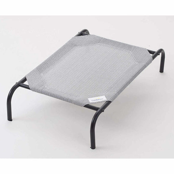 Coolaroo Outdoor Dog Bed Medium (3' X 2') Gray
