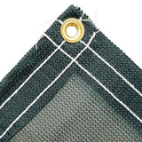 Sigman 10' x 10' Shade Cloth Tarp - 80% Shading