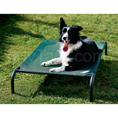Coolaroo Outdoor Dog Bed Replacement Cover Large - Green Color