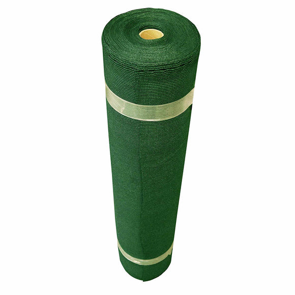Coolaroo 6' x 100' Shade Fabric 90% Shading Heritage Green