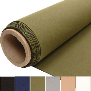 "Polyester Canvas Tarp Fabric 60"" Wide"