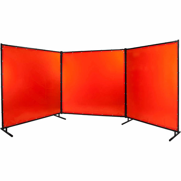5' x 6' Welding Screen Heavy Duty
