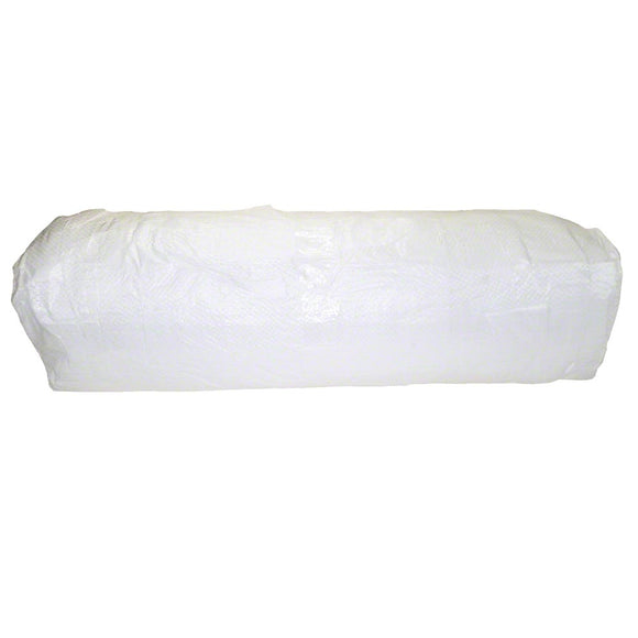 Grip Rite 20' x 100' Woven Reinforced Poly Plastic Sheeting - 6 MIL Clear