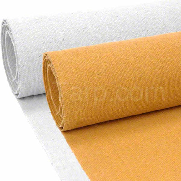 Cotton Canvas Fabric 10 OZ - Water Resistant Treated