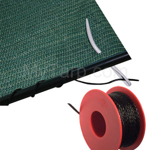 Coolaroo Shade Fabric Lacing Cord and Needle