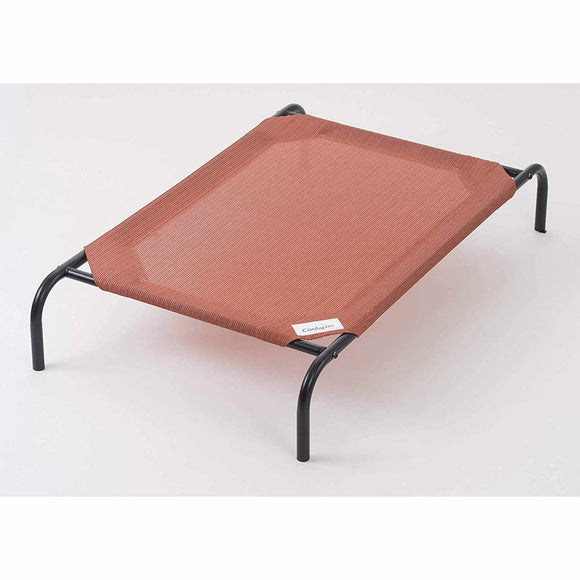 Coolaroo Dog Bed Medium (3' X 2') Terra Cotta
