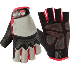 Grease Monkey Pro Fingerless Gloves
