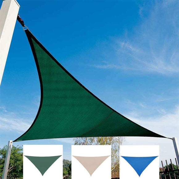 Coolaroo Coolhaven 12 ft Equilateral Triangle Shade Sail