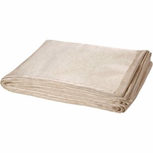 6' x 8' Welding Blanket - 18 oz Tan Silica