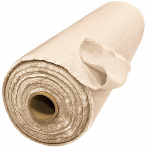 "60"" x 50 Yard Welding Blanket Roll - 18 oz Tan Silica"
