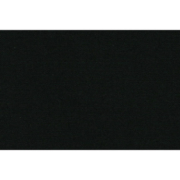 Recacril Acrylic Awning Fabric - R-103 - Solids - Black
