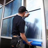 "36"" x 600' Window Protection Film - Blue - 30 Day UV"
