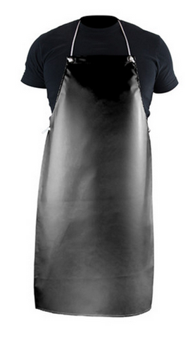 Apron, Rubberized