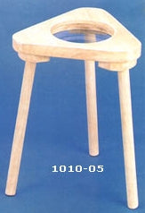 Tripod Magnifier 2X, Stool Type (Table Top)