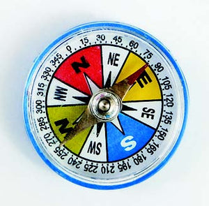 Magnetic Compass (Pack of 12)