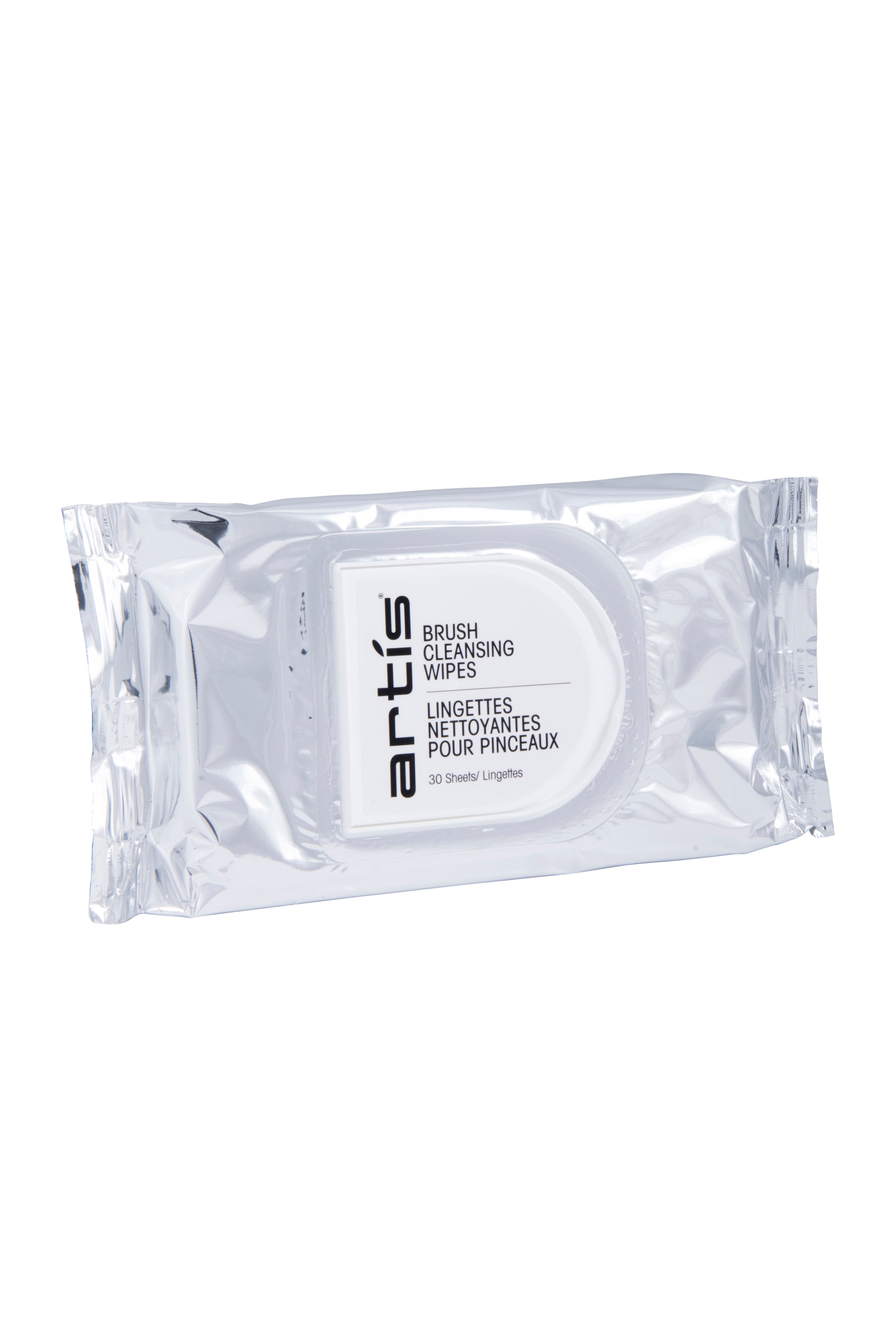 Brush Cleansing Wipes